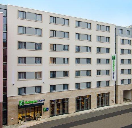 Holiday Inn Express Nuremberg City - Hauptbahnhof