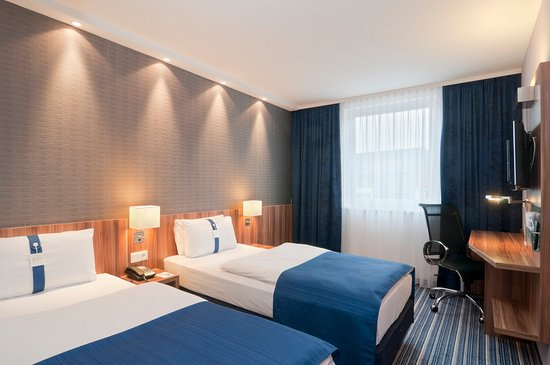 Holiday Inn Express Nuremberg City - Hauptbahnhof
