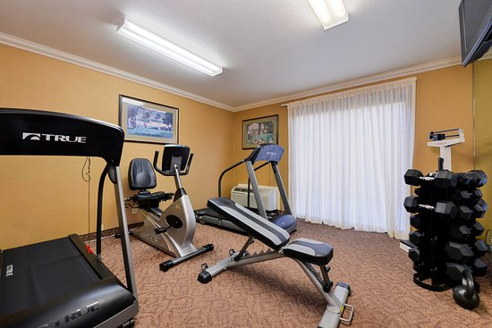 Castro Valley, Kalifornia: Fitness center