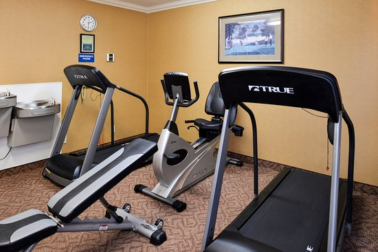 Castro Valley, Kalifornien: Fitness center