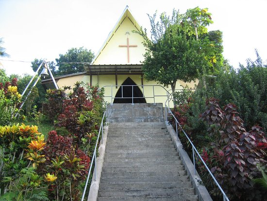 Colonia, Federated States of Micronesia: Protestant Church