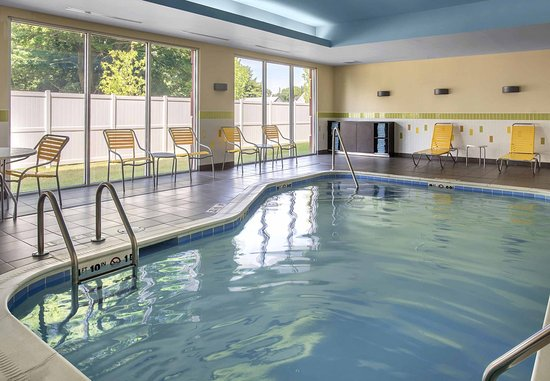 New Castle, Ντέλαγουερ: Indoor Pool
