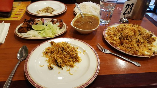 Lilburn, Géorgie : Kabab Hut