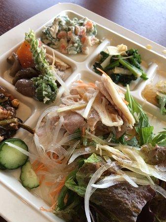 Minowa-machi, Japan: 色々食べれます。