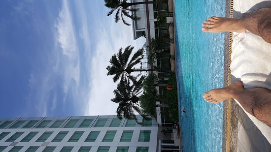 โรงแรมมูเลีย: Hotel Mulia Senayan