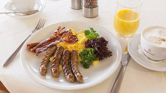 Koenigsbrunn, Alemania: Meal