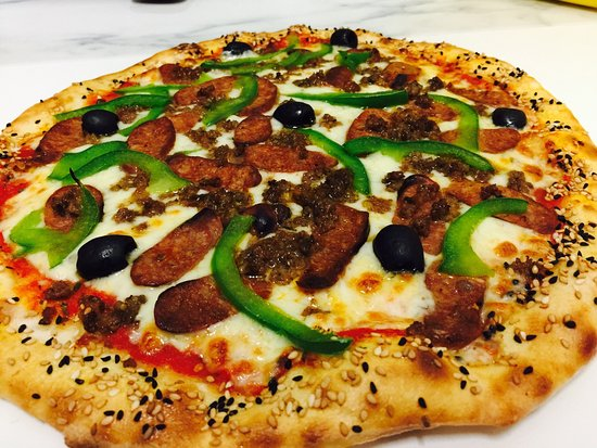 Pizza Bresilienne Un Regal Picture Of La Cuisine Du Soleil