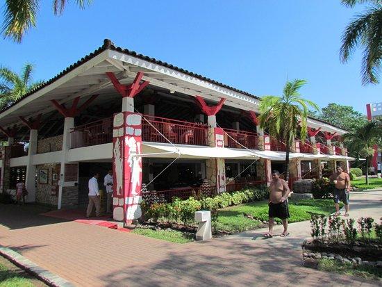 Entrance - Picture of Royal Decameron Salinitas, Sonsonate - Tripadvisor