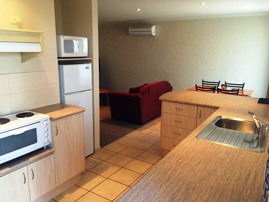 Heritage House Motel & Units: 1 Bedroom self contained Unit