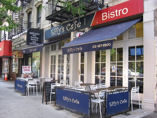 Effy's Cafe: Exterior - Front