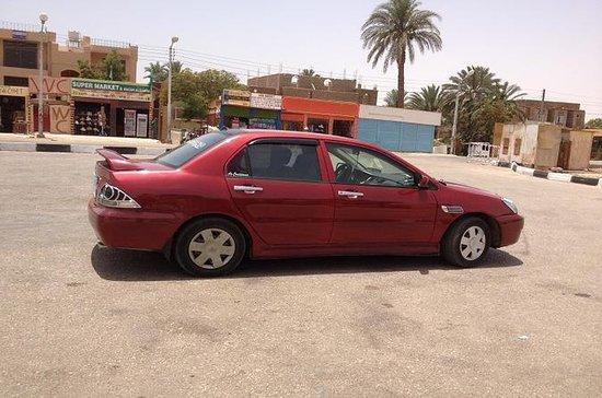 Transporte privado de Luxor para Aswan