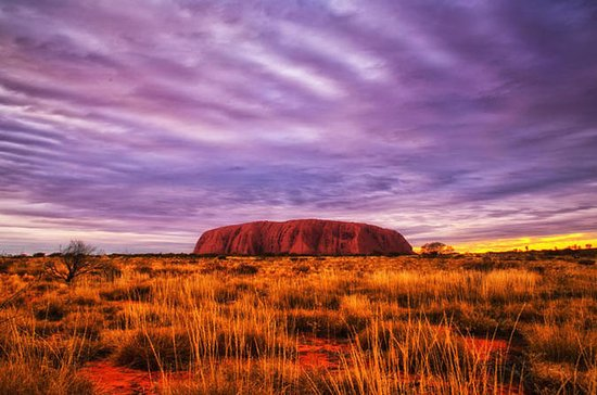 4-Day Camping Trip from Ayers Rock...