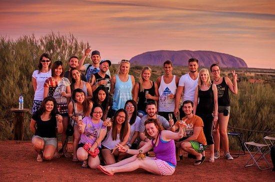 5-dagers campingtur fra Darwin til...