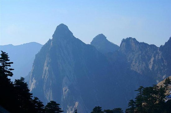 Xi'an Huashan Mountain Adventure Day...