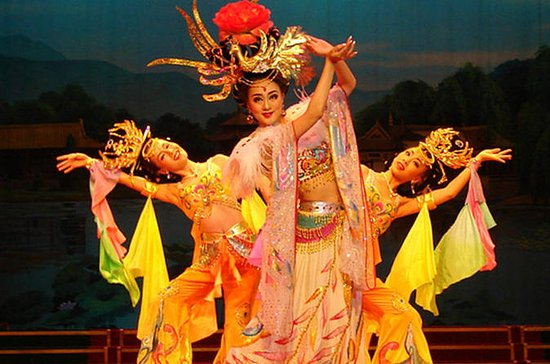 Xi'an Tang Dynasty Show et Dumpling...