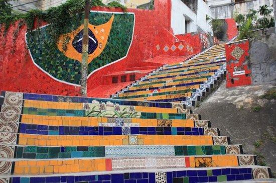 Rio de Janeiro Landmarks Tour Including Christ the Redeemer