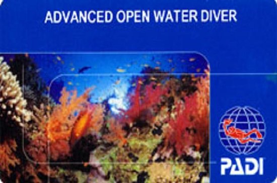 PADI Avansert Open Water Course Sharm...