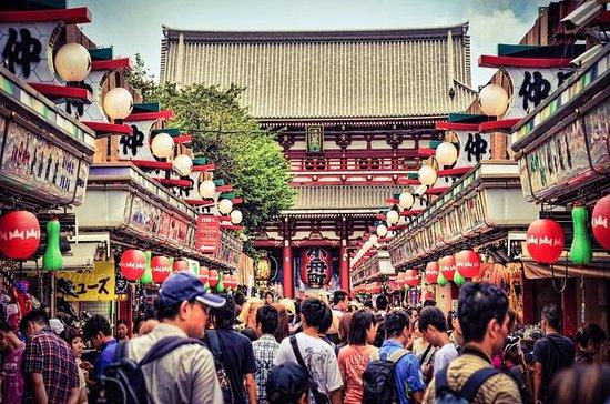 Hello Tokyo Walking Tour: Meiji...