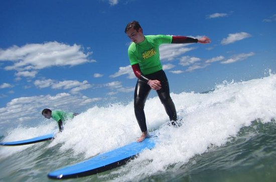 Full-Day Great Ocean Road Surf Tour from Torquay with Optional Pickup...