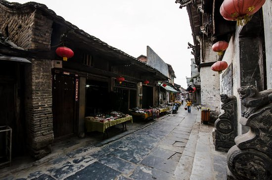 Half-Day Tour to Daxu Ancient Town in...