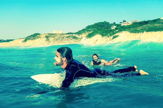 Day Surf Trip omkring Biarritz