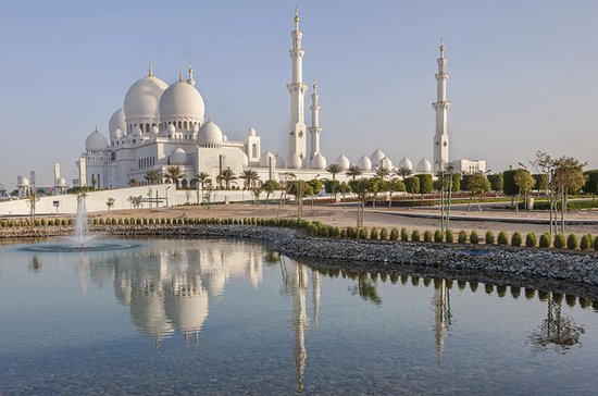 Abu Dhabi: Sheikh Zayed Mosque, Heritage Village, and Souk