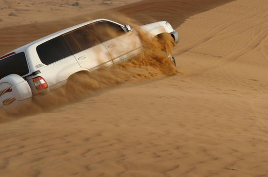 Desert Safari from Abu Dhabi with...
