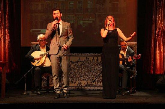 Beste Live Fado Show i Lisboa: 'Fado...