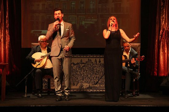 Best Live Fado Show in Lisbon: 'Fado...