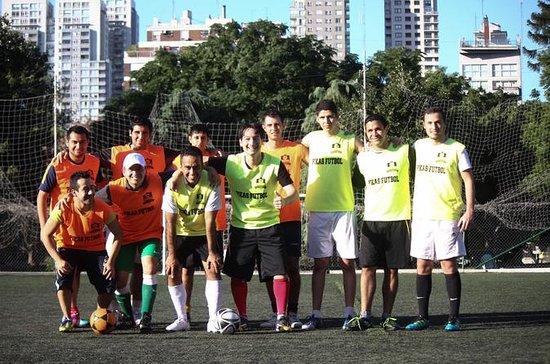 Jogue futebol em Buenos Aires