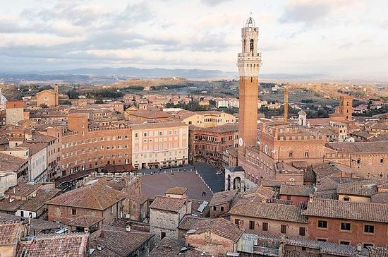 Siena and San Gimignano 1 Day Trip