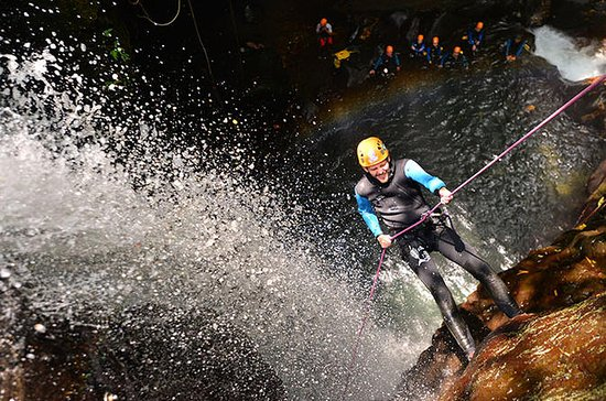 Canyoning Discovery in Bali...