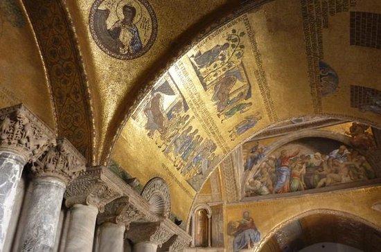 Evite las colas: Visita guiada a la Basílica de San Marcos