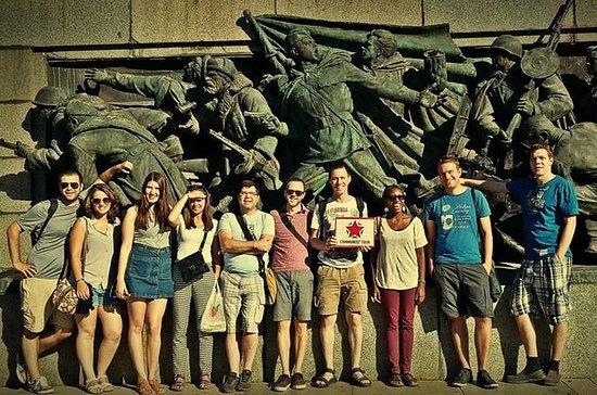 Kommunistisk tur i Sofia