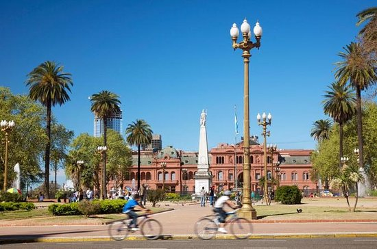 Shared City Tour of Buenos Aires