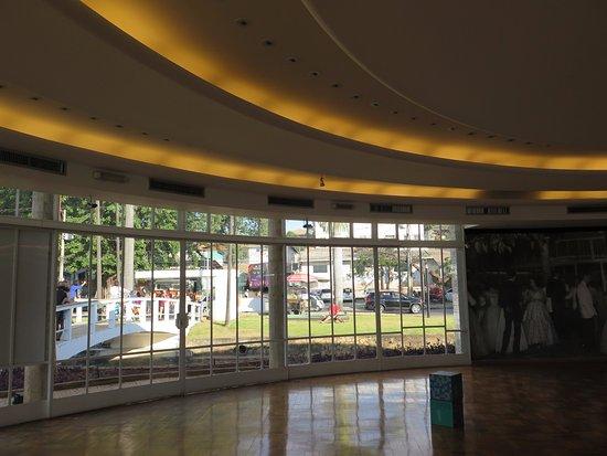 Casa Do Baile: Salón principal