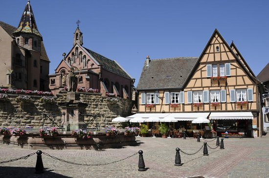 Alsace Day Trip from Strasbourg...
