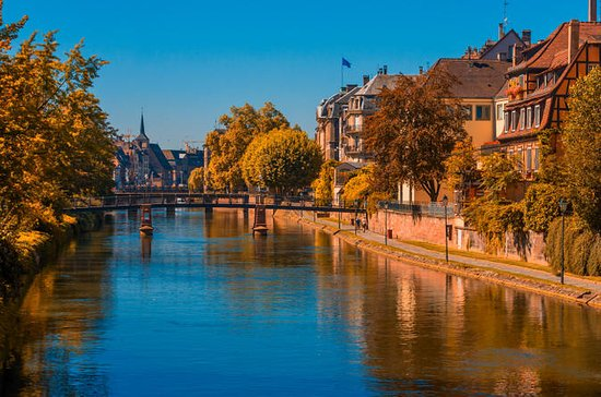 Excursão privada a pé em Estrasburgo