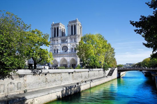 Paris Sightseeing Tour with Notre...