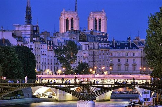 Dinner Cruise on the Seine River with...
