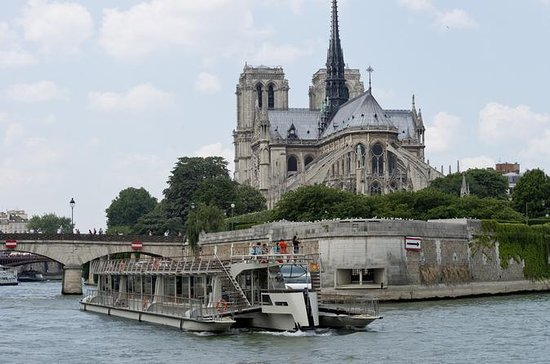 Paris Tour by Minivan, River Cruise...
