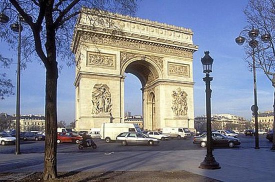 Paris City Tour by Minivan, Louvre...