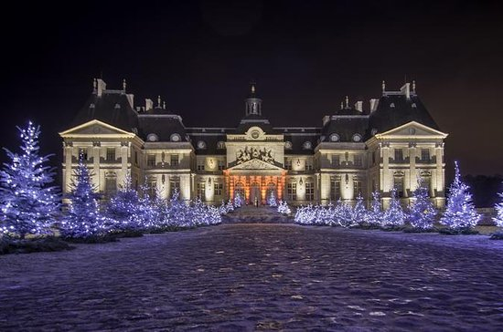 Christmas Day Trip to Vaux le Vicomte...