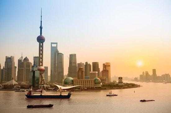 上海個人宅配:上海国際空港からクルーズ港へ