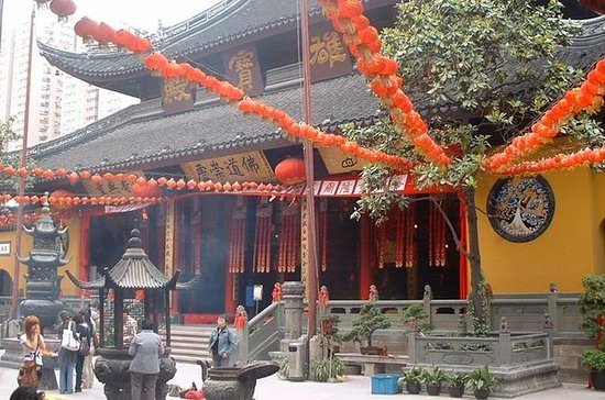Shanghai Afternoon Sightseeing Tour...