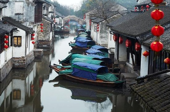 Suzhou and Zhouzhuang Water Village...