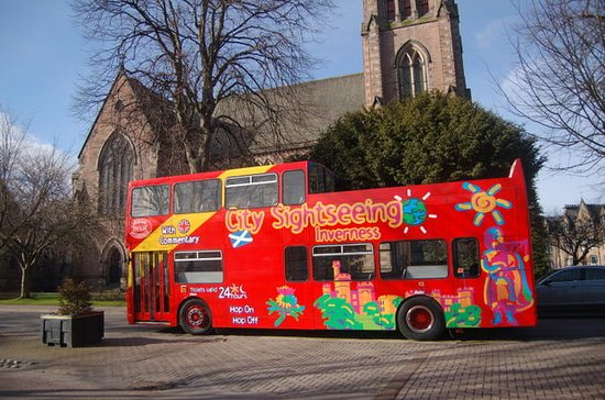 City Sightseeing Inverness Hop-On...