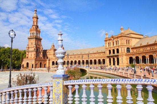7-Day Spain Tour: Cordoba, Seville...