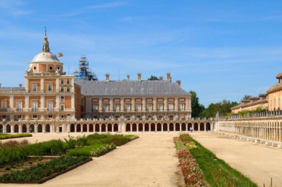 Aranjuez Royal Palace Half-Day Tour...