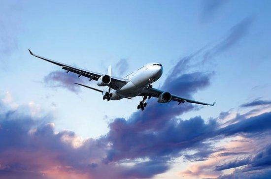 Privétransfer na aankomst op de luchthaven van Barcelona